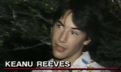 Клипче с Киану Рийвс от 1984 г. взриви мрежата (ВИДЕО)