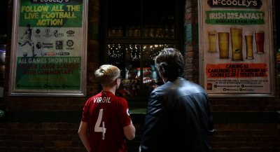 Коронавирусът и кръчмите промениха часа на Ливърпул - Арсенал