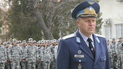 Ген. Цанко Стойков става заместник на началника на отбраната