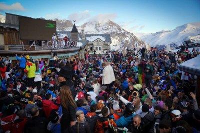 Австрия забрани партитата на ски курортите