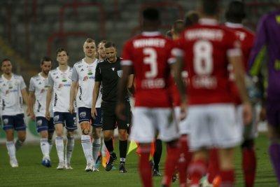 ЦСКА на мач от групите на Лига Европа