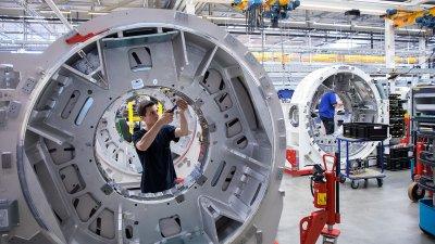 Германските компании могат да уволнят 80 000 работници