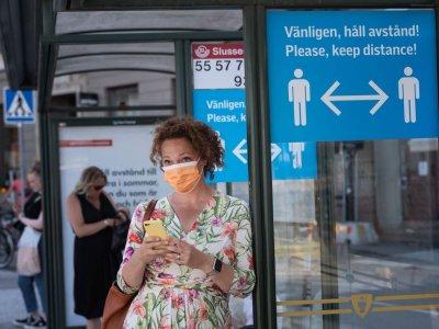 Швеция отчете рекордно увеличение на заразените