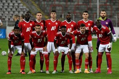ЦСКА остава да тренира в Швейцария