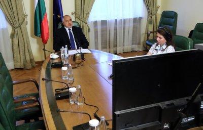 Борисов: Благодаря на ЕК за обективния доклад