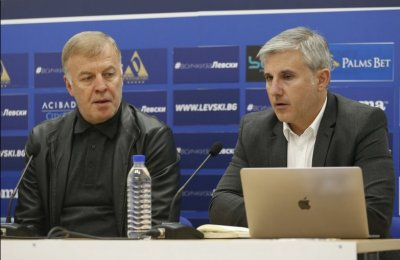 Наско Сираков пак проси пари от феновете