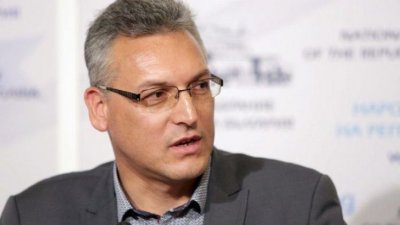 Жаблянов твърд: БСП е дясна партия