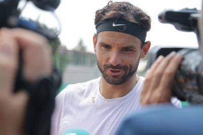 Димитров: Беше тежко, трудно се нагодих на корта