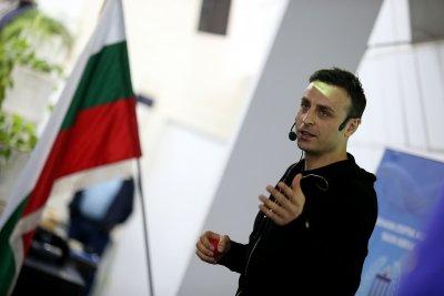 Бербо: Не ламтя за шефското място, искам българският футбол да върви нагоре