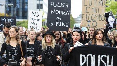 Полша върви към забрана на абортите