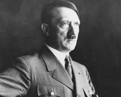 Продадоха на търг ръкописи на Хитлер