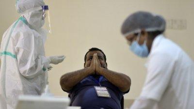 Индия с най-нисък брой новозаразени от три месеца насам