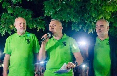 """""""Отровните"""" събират извънпарламентарни партии"""