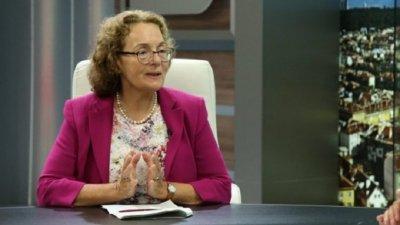 Проф. Коларова: Президентът мелодраматизира случката в Естония, прави се на жертва