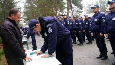 Задава се полицейска стачка
