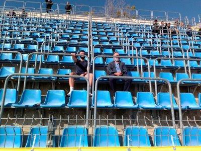 Гаскойн започва работа в Черноморец