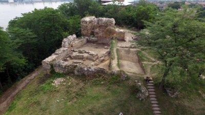Уникално: Откриха таен изход от Свищовската крепост