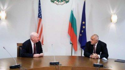 Борисов към Кларк Купър: България и САЩ са съюзници
