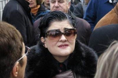 Калина Андролова страда за Мутафчийски