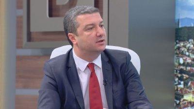 Драгомир Стойнев от БСП е поредният депутат с COVID-19