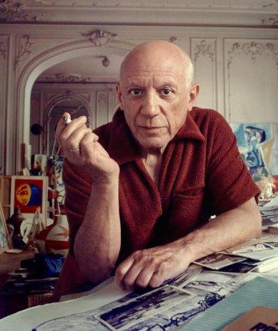 Пабло Пикасо (25 октомври 1881 - 8 април 1973)