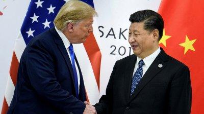 Китай иска Тръмп да остане в Белия дом