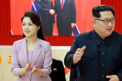МИСТЕРИЯ: Убита ли е съпругата на Ким Чен Ун?