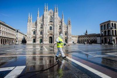 Втората ковид-вълна пак затваря Италия