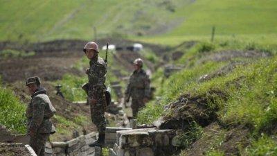И второто примирие в Нагорни Карабах нарушено