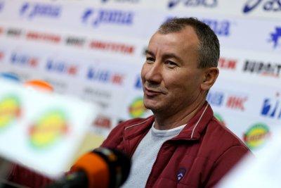 Белчев: Срещу Клуж трябва да сме различни - като срещу Базел, а не като срещу Берое