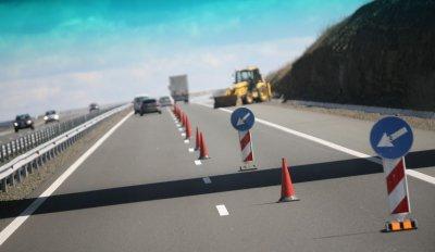 ВАЖНО: Ето къде са тапите по магистралите