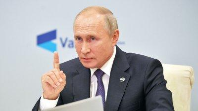Путин: Лично разпоредих да се позволи на Навални да лети до Германия