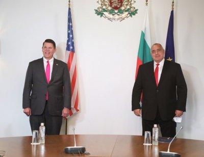 Борисов хвали 5G: Безжичните мрежи са ключови за икономиките ни