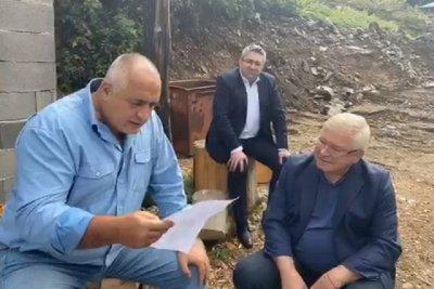 Трима министри и Севда под карантина заради Николай Нанков