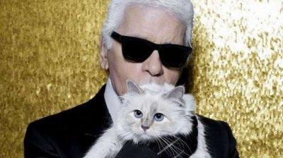 Котката на Лагерфелд е най-богатата в света