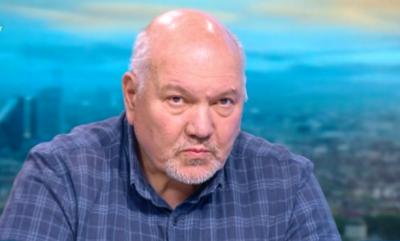 """Проф. Маринов: Ако ДАНС огласи """"доброжелателите"""" на Радев, трябва да посочи името на Борисов"""