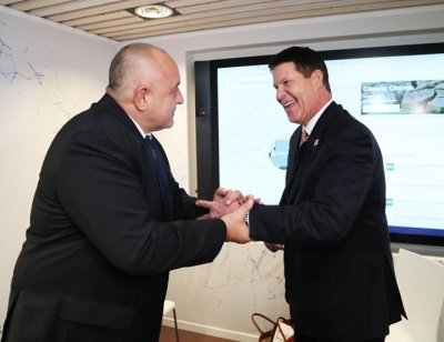 """Бойко Борисов: """"Три морета"""" се развива много бързо политически и икономически"""