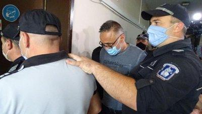Съдът неумолим: Остави Каплата в килия