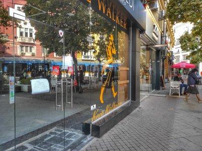 Спряха да наемат магазини в центъра на София