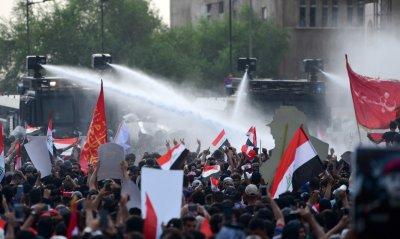 Сблъсъци в Багдад - 39 души пострадаха