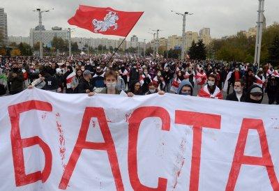 Започва национална стачка в Беларус