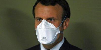 Макрон обяви извънредни мерки: Франция затваря!