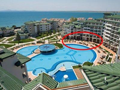 Гори 5-звезден хотел в Равда