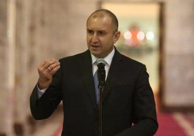 Радев отвърна: Властта лъже, не съм одобрявал проектобюджета