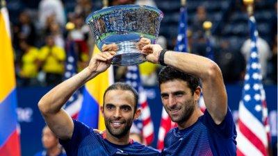 Най-добрата двойка в тениса идва в София