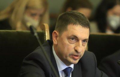 Вътрешният министър: Заявих скока с 30% на парите в МВР