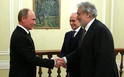 Путин предложи на Пласидо Доминго пост в Кремъл