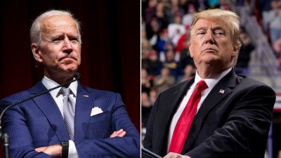 Тръмп и Байдън впрягат адвокати за съдебна битка