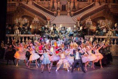 София става фестивална столица на мюзикъла на Балканите