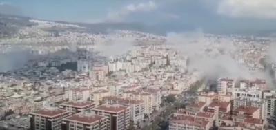 Българка в Измир: След земетресението нямаме връзка с роднините си
